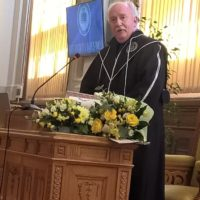 DECLAN KIBERD  – Doctor Honoris Causa, din partea Universității Babeș-Bolyai
