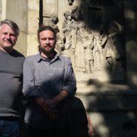 Zona balcanică poetică la Cluj: Milan Dobričić și Ivan Hristov